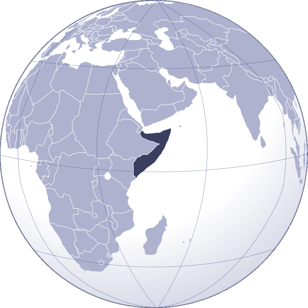 Maps of Somalia   Map Library   Maps of the World