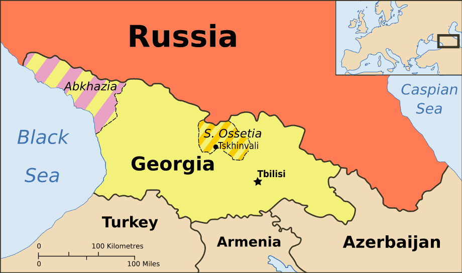 Maps of Abkhazia Map Library Maps of the World