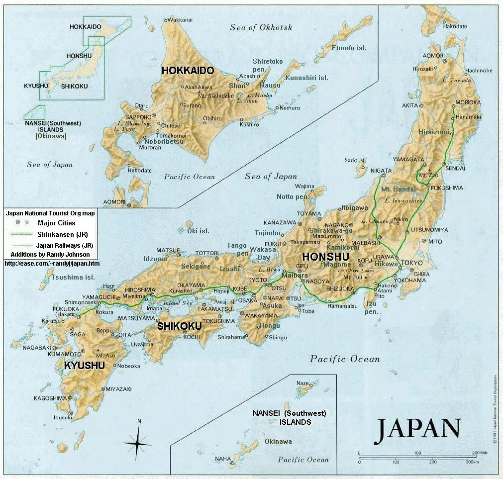 maps of japan map library maps of the world