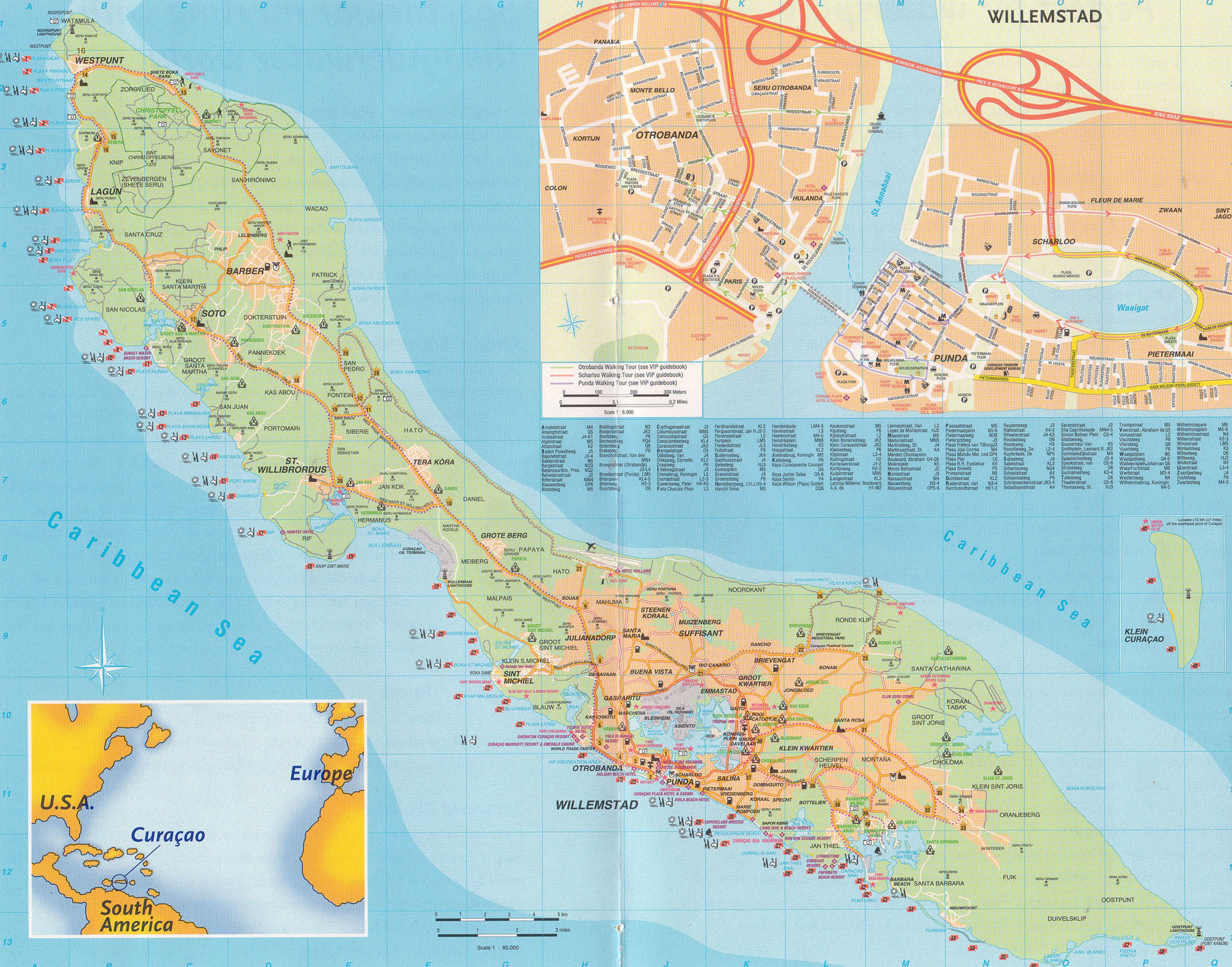 Maps Of Netherlands Antilles Map Library Maps Of The World - Map of netherlands antilles world