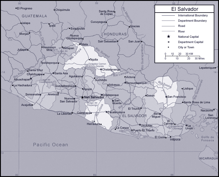 Maps of Salvador Map Library Maps of the World