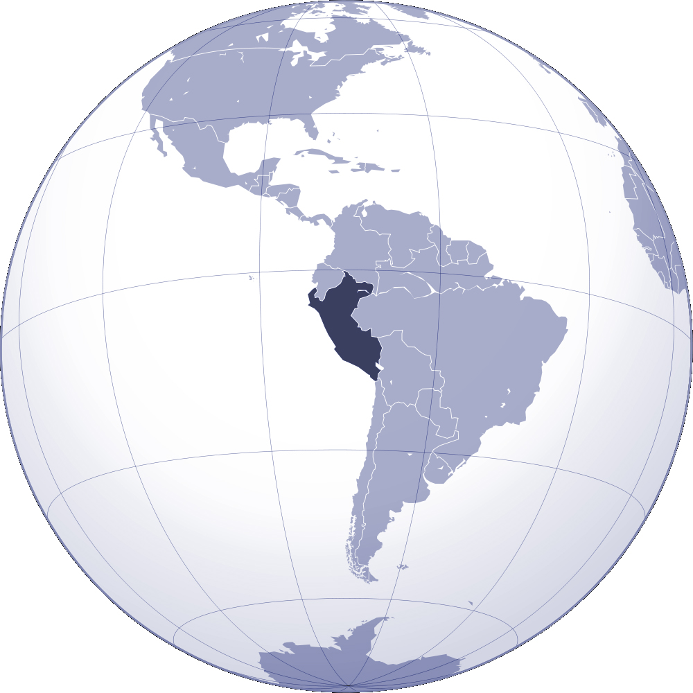 Maps of Peru | Map Library | Maps of the World